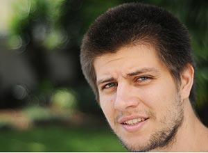 Daniel Cunha, 26, autor de documentário sobre esclerose