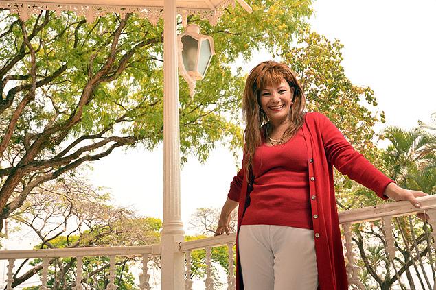 A cantora, Clarice Seabra, 55, superou o vício em crack com auxílio da ibogaína