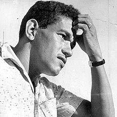 Garrincha foi bicampeão mundial pela seleção brasileira (1962 e 1958)