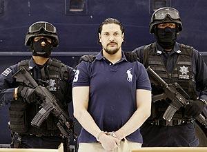 "Polícia mexicana prende Jose Jorge ""JJ"" Balderas"