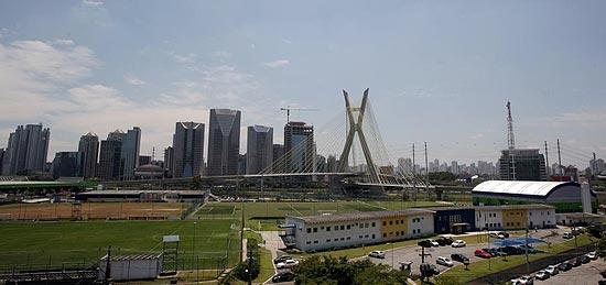CT do Audax, em São Paulo