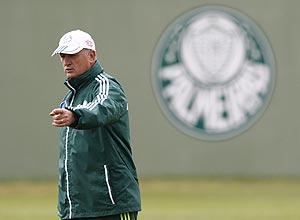 Felipão foca o Palmeiras na final da Copa do Brasil