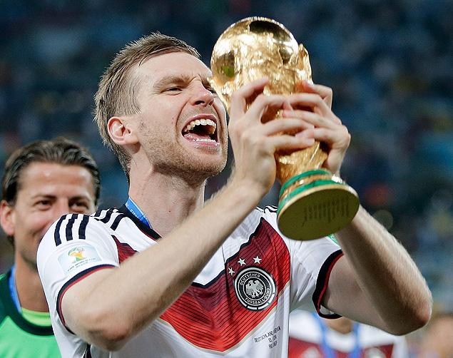 Resultado de imagem para Per Mertesacker Copa do mundo 2014