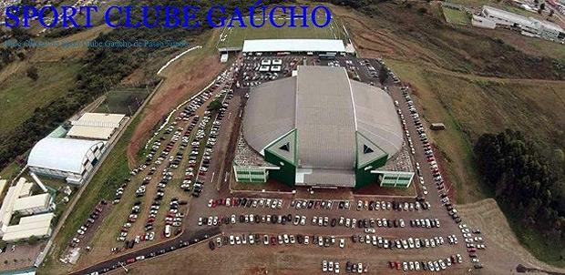Instalações do Sport Clube Gaúcho, da terceira divisão do Rio Grande do Sul *** ****