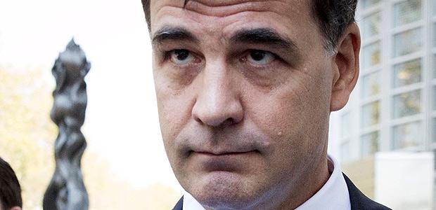 Alejandro Burzaco foi chefe da Toneos y Competencias SA até a sua prisão em 2015