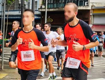 Corredores participam da São Silvestre com número de inscrição clonado