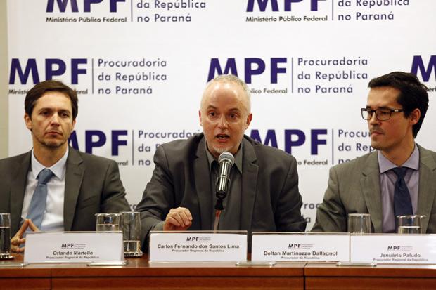 Procuradores da Lava Jato dizem, em entrevista, que podem renunciar