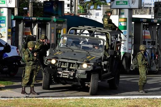 Com apoio das Forças Armadas em Natal, população volta a sentir segurança