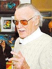 Stan Lee negociou parte de sua empresa com a Disney