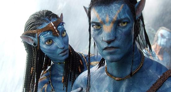 """""""Avatar"""", de James Cameron, recebeu dois Globos de Ouro e foi o grande vencedor da premiação"""