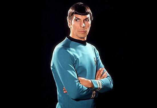 """Leonard Nimoy, o Sr. Spock dos anos clássicos de """"Jornada nas Estrelas"""""""