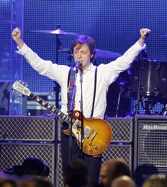 Teremos Paul McCartney no Brasil em 2012