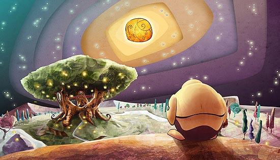 """Cena de """"O Realejo"""", de Marcus Vasconcelos, que está na programação do Anima Mundi"""