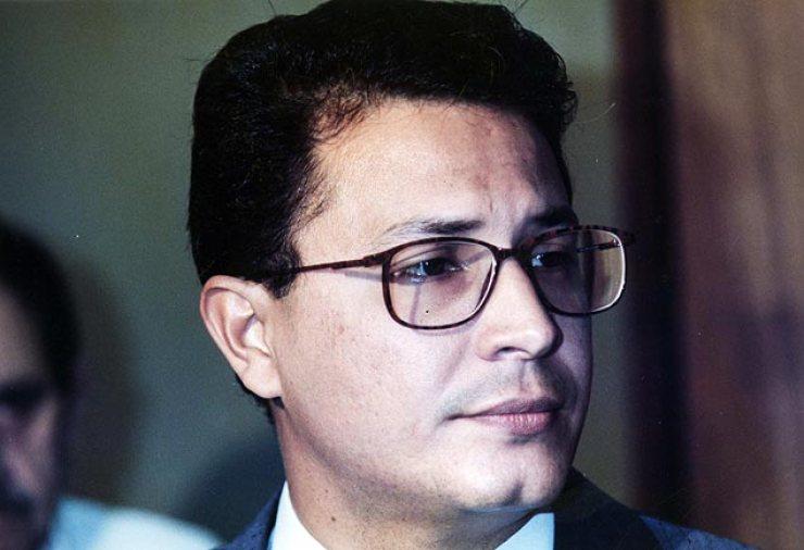 Edmundo Pinto, ex-governador do Acre, morto em 1992