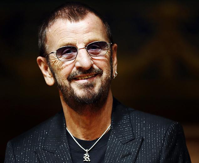 O ex-Beatle Ringo Starr