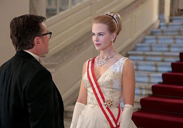 Nicole Kidman como Grace Kelly em cena de 'Grace: A Princesa de Mônaco', que estreia em fevereiro no Brasil