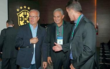 Treinadores trocam ideias em segundo encontro de treinadores do Campeonato Brasileiro