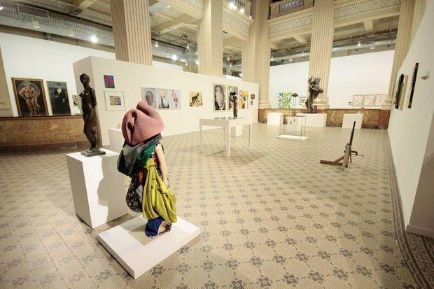 Mostra 'Queermuseu - Cartografias da Diferença na Arte Brasileira', no Santander Cultural, em Porto Alegre
