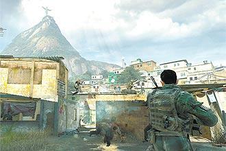 """Rio de Janeiro é cenário para """"Call of Duty: Modern Warfare 2""""; jogo contém diálogos homofóbicos, afirma jornal britânico"""