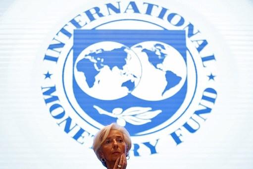 Diretora-gerente do FMI, Christine Lagarde, em reunião do G20, em Xangai (China)