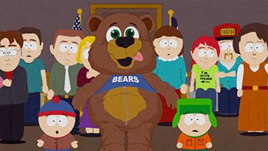 Criadores do programa South Park foram ameaçados após mostrarem o profeta Maomé fantasiado de urso