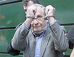 O ex-ditador uruguaio Gregorio Álvarez (Fito Mendez - 19.dec.2007/AP)
