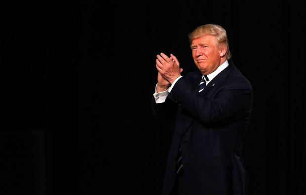 1631463 Trump atropela previsões e é eleito o 45º presidente dos Estados Unidos