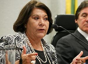 Corregedora do CNJ, ministra Eliana Calmon