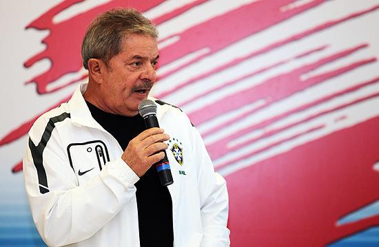 Lula abre evento promovido sobre seu instituto em São Paulo