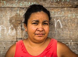 Joelina Maria de Sousa, 31, desempregada, que mora na pequena cidade de Demerval Lobao, interior do Piauí