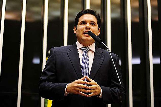 O presidente da CPI da Petrobras, Hugo Motta (PMDB-PB)