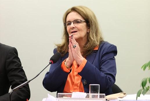Graça Foster, ex-presidente da Petrobras