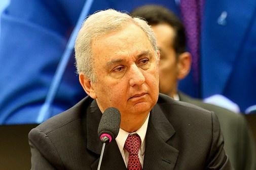 O empresário José Carlos Bumlai, preso na Operação Lava Jato