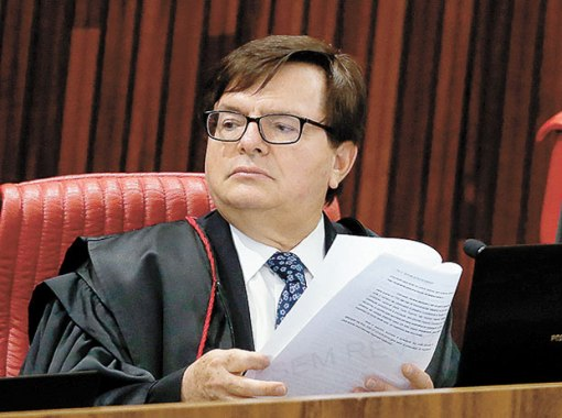 Herman Benjamin, o ministro relator da ação contra chapa Dilma Rousseff-Michel Temer