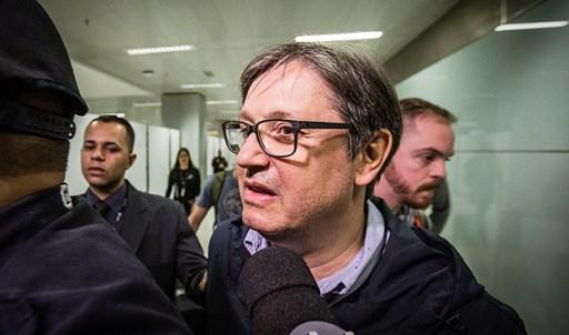O ex-deputado Rodrigo Rocha Loures, preso neste sábado (3)