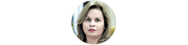 Página gráfica sobre a eleição à PGR - SANDRA CUREAU