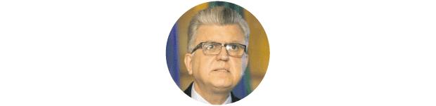 Página gráfica sobre a eleição à PGR - MARIO LUIZ BONSAGLIA