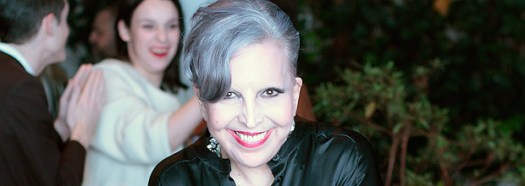 A jornalista de moda Regina Guerreiro