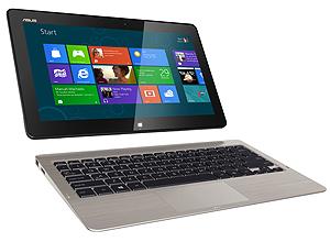 Tablet 810, da Asus, tem processador Intel Atom da nova geração (codinome Clover Trail)