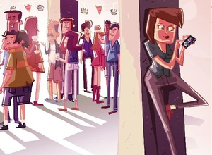 Ilustração Pablo Mayer