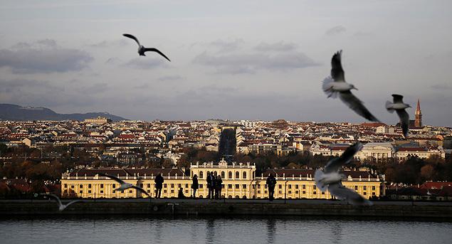 Viena ficou em oitavo lugar