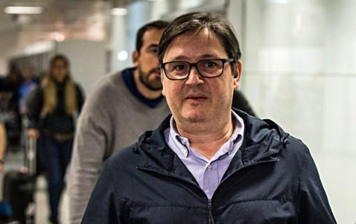 O ex-deputado federal Rodrigo Rocha Loures (PMDB-PR), ex-assessor do presidente Michel Temer, foi preso na manhã deste sábado (3)
