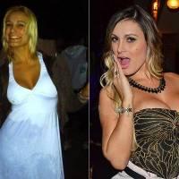Fotos antigas de Andressa Urach caem na rede