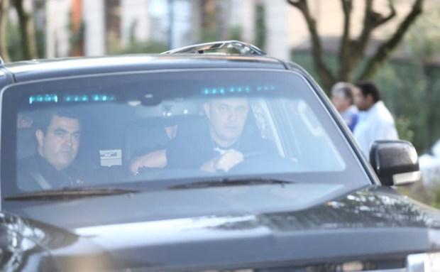 592598 970x600 1 - Após 3 horas de depoimento, Lula vai para diretório do PT