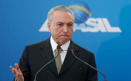 Resultado de imagem para Planalto infla agenda de Temer, e deputados não vão a audiências