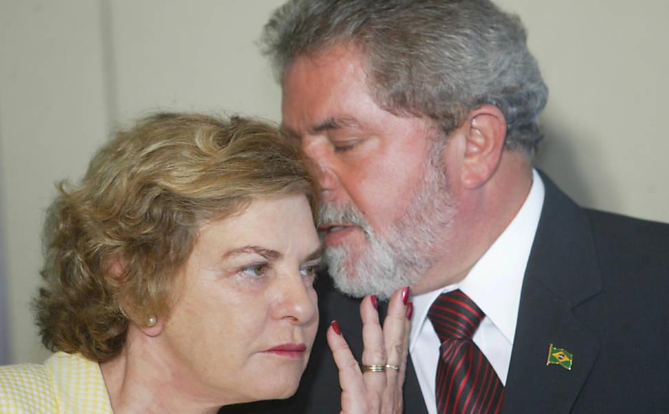 Resultado de imagem para imagens de lula com sua esposa marisa