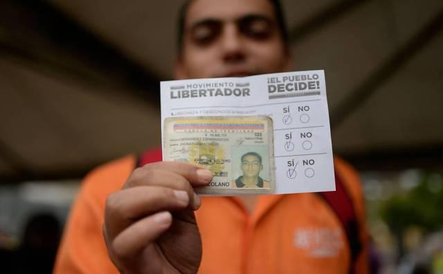 Plebiscito na Venezuela