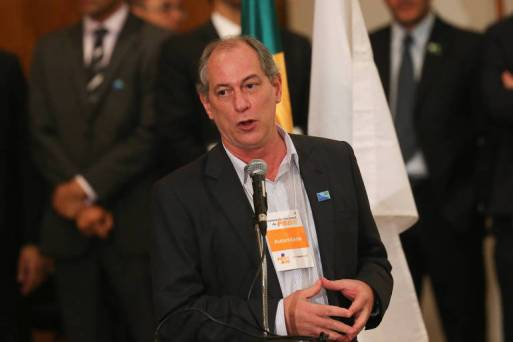 Resultado de imagem para 'O PSDB já não é um partido sério desde Fernando Henrique', diz Ciro