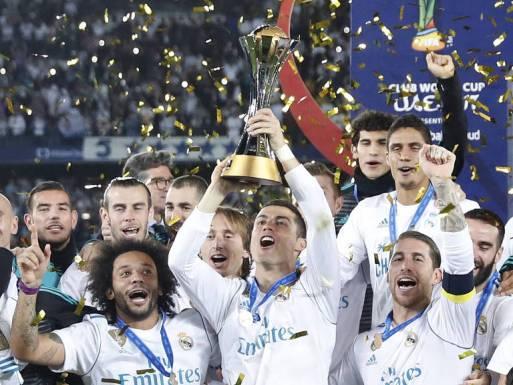 Grêmio x Real Madrid