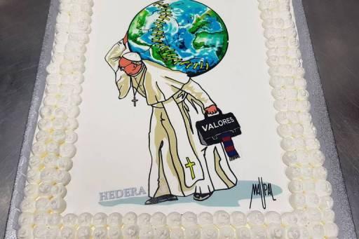 81º Aniversário do Papa Francisco